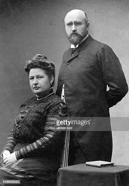 Germany couple 1905