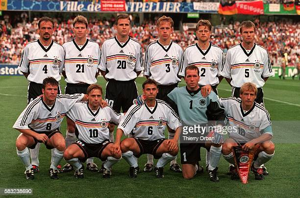 SOCCER germany cup team world picture