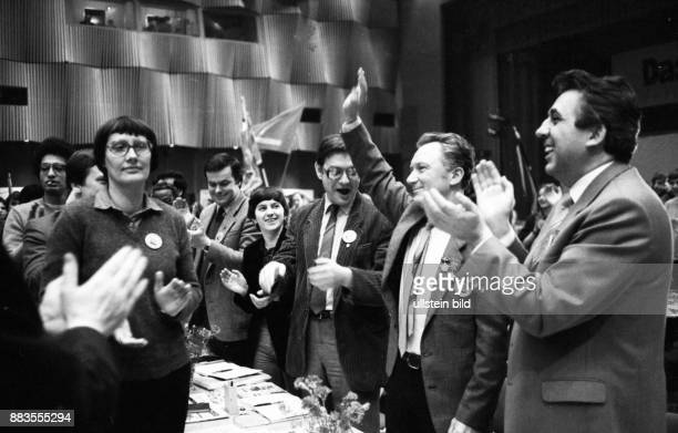 DEU Germany Duesseldorf The 7th congress of the union of the Socialist German Workers Youth in 1982