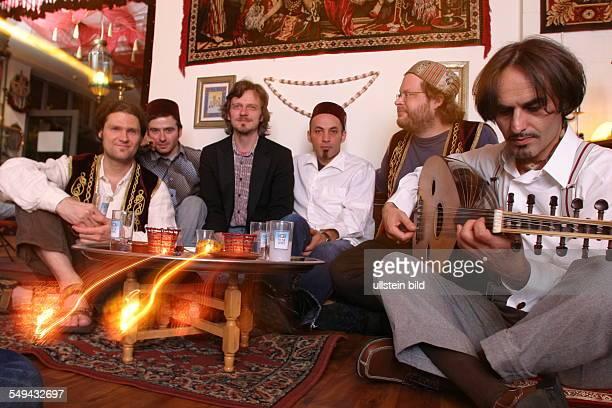 A GermanTurkish music group