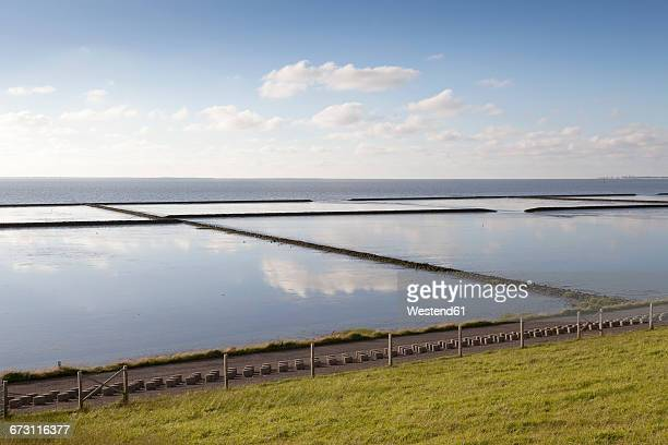 Germany, East Frisia, Norddeich, Lower Saxon Wadden Sea National Park