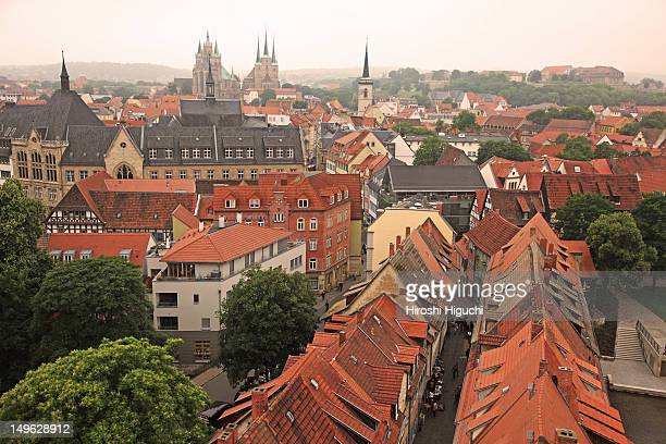 germany, erfurt - erfurt stock pictures, royalty-free photos & images