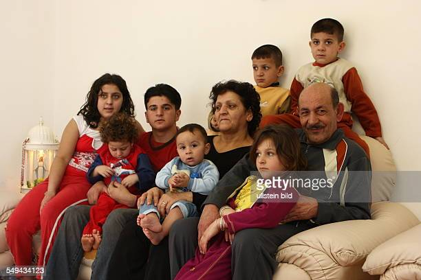 7 children of an Iraqi extended family The mother has been shot dead and the father has been kidnaped on his way to work Grandfather and grandmother...