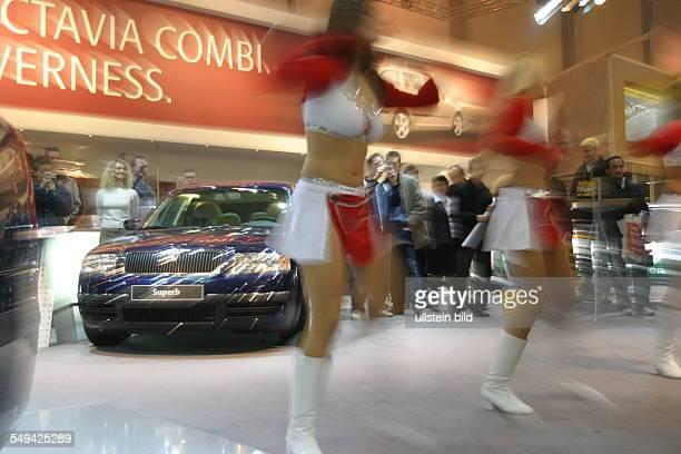 EMS Essen Motor Show International fair for automobiles tuning and classics entertainment