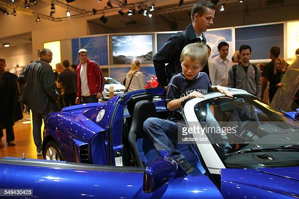 EMS Essen Motor Show International fair for automobiles tuning and classics fascination of the visitors