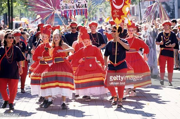 Ruhr Area 1 Carnival of Cultures in Essen