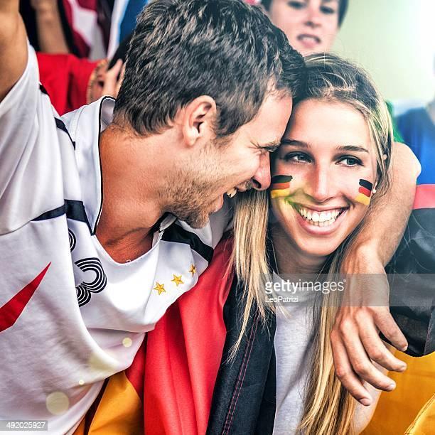 Deutschland-fans lieben