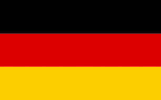 germany flag - germany stock pictures, royalty-free photos & images