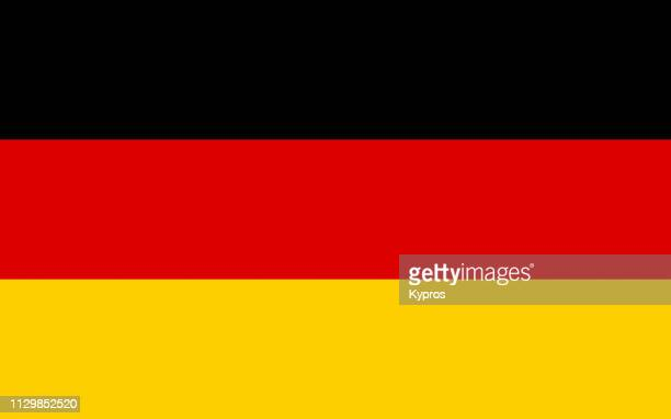 germany flag - flag stock pictures, royalty-free photos & images