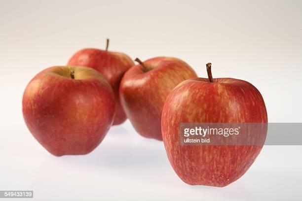 DEU Germany Food fruits Red apples