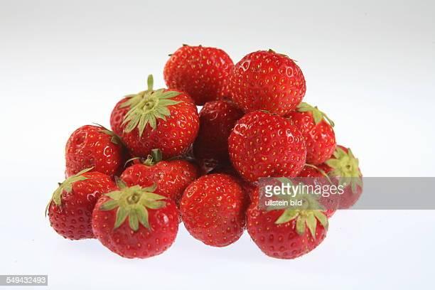 DEU Germany Food fruits Strawberries