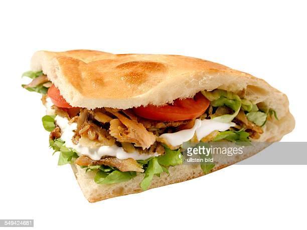 Food turkish food chicken doner kebab