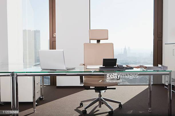 germany, frankfurt, empty office - office chair stock pictures, royalty-free photos & images