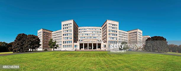 Germany, Frankfurt, IG Farben Building on Campus Westend