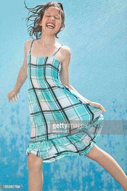 Preteen Girls In Shower Stock Photos And Pictures  Getty Images-5529