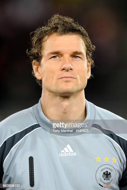 Germany goalkeeper Jens Lehmann