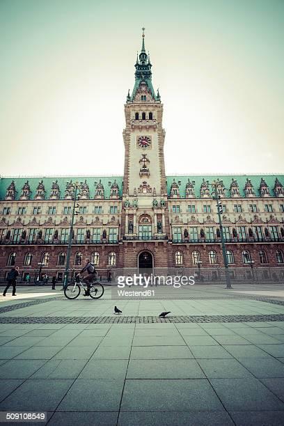 Germany, Hamburg, Townhall