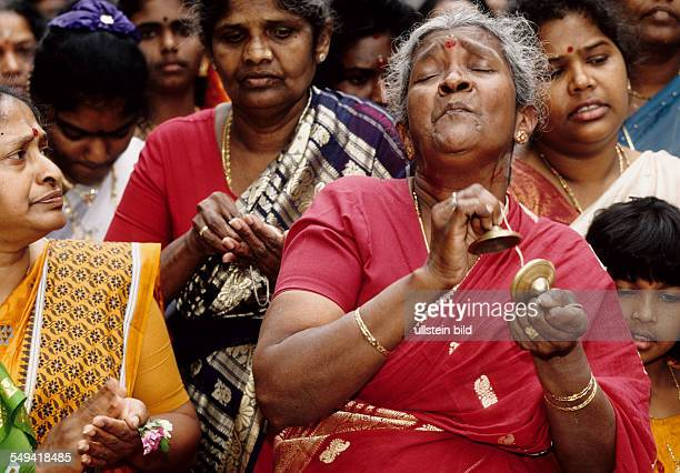 HinduTamils in Germany The annual temple celebration in and around the Sri Sithivinayagar Temple