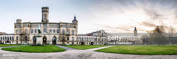 germany, hannover, leibniz university - hanover germany stock pictures, royalty-free photos & images