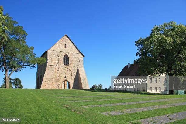 Germany, Hesse (Hessen), Abbey and Altenmünster of Lorsch, UNESCO World Heritage