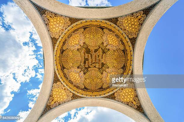 germany, hesse, darmstadt, mathildenhohe - darmstadt stock pictures, royalty-free photos & images