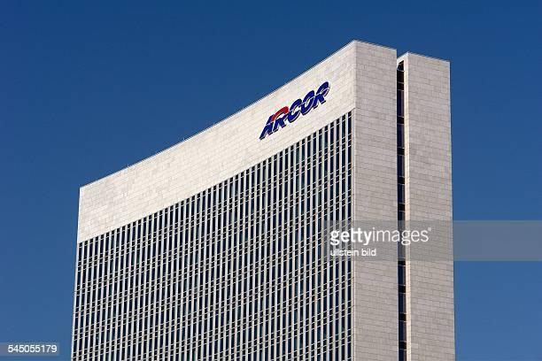 headquarter of the telecommunication company 'Arcor'