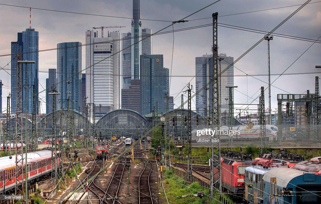 Deutsche Bahn Ag Frankfurt Am Main