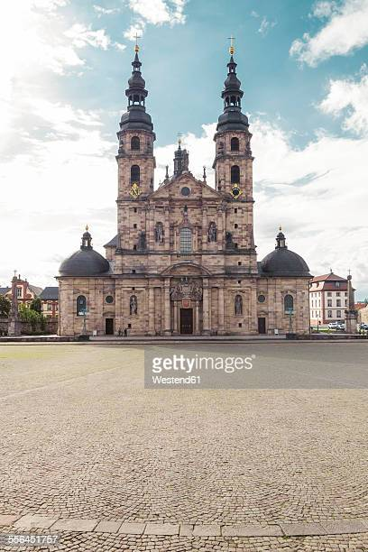 Germany, Hesse, Fulda, Fulda Cathedral