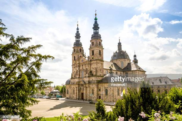 Germany, Hesse, Fulda, Fulda Cathedral