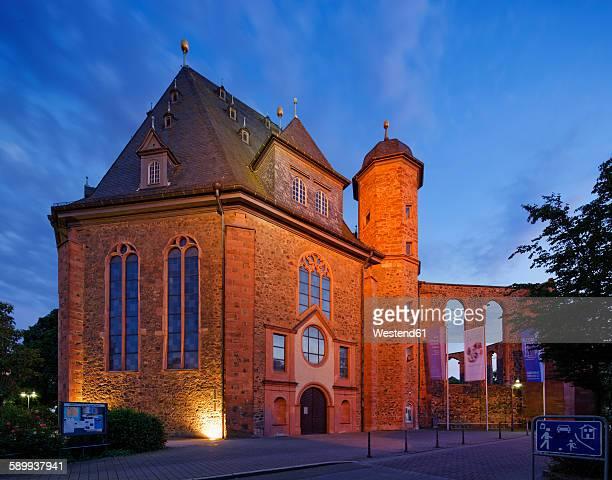 Germany, Hesse, Hanau, Wallonian Dutch church