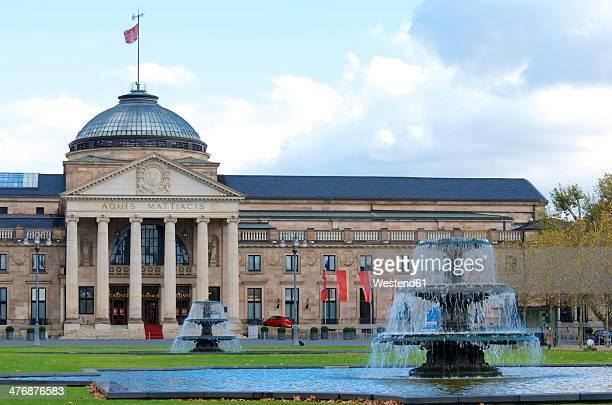 Germany, Hesse, Wiesbaden, Kurhaus