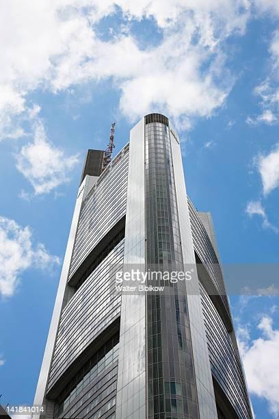 Germany, Hessen, Frankfurt-am-Main, Commerzbank Tower