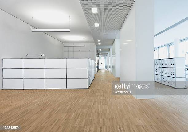 Germany, Interior of office reception