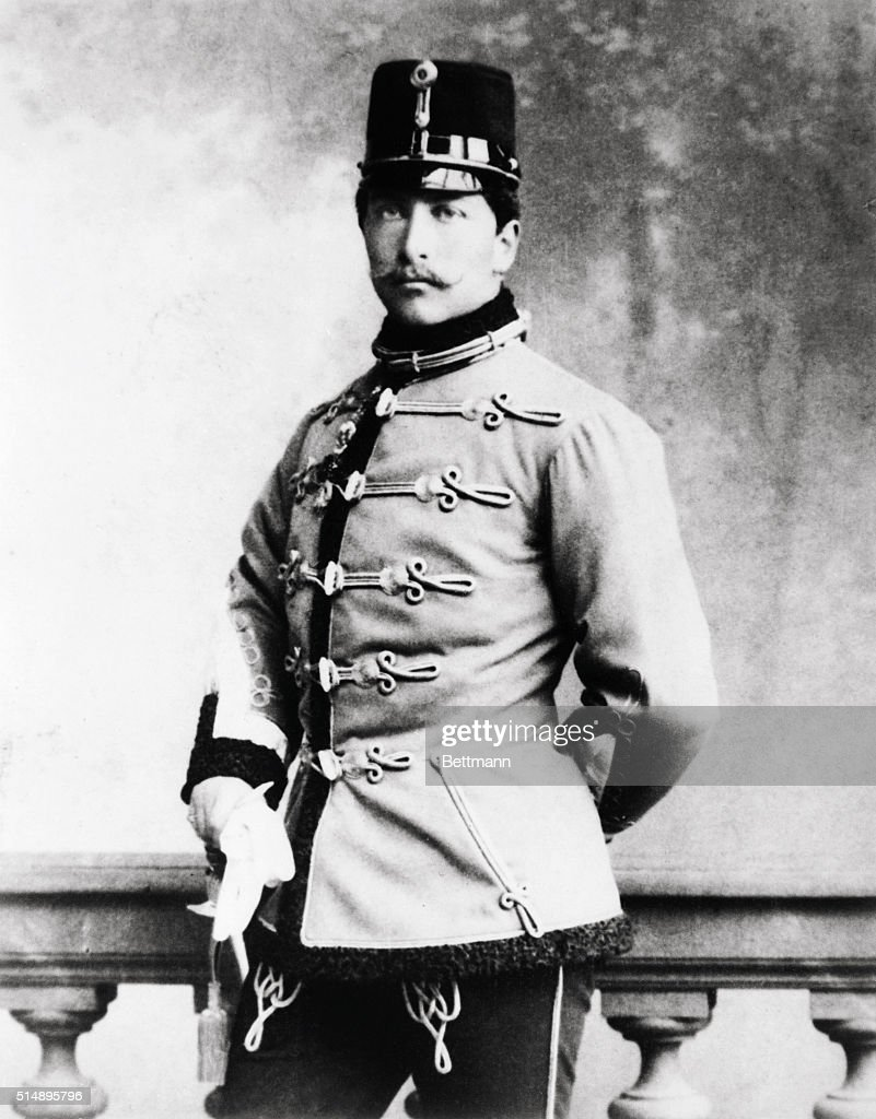 Kaiser Wilhelm II - Codi von Richthofen, 2013 - a photo on Flickriver