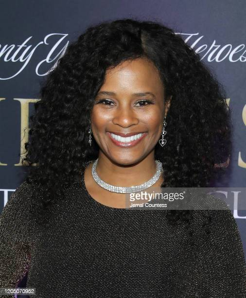 Germany Kent attends the 2020 Black AIDS Institute's Heroes In The Struggle Gala at California African American Museum on February 08 2020 in Los...