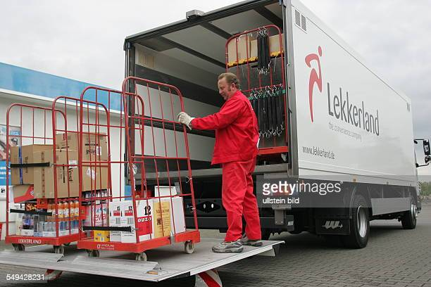 DEU Germany Lekkerland Delivery of goods