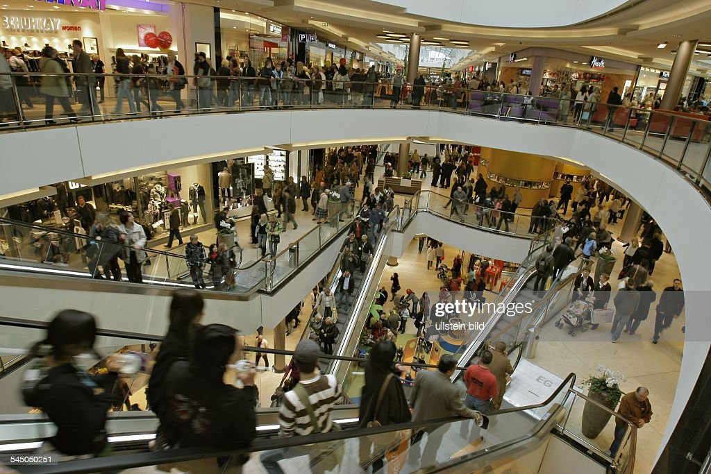 Hannover Outlet germany lower saxony hannover shopping centre ernst august