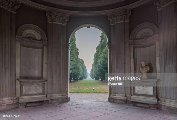 germany, lower saxony, hanover, herrenhaeuser gaerten, pavillon remy de la fosse - hanover germany stock pictures, royalty-free photos & images