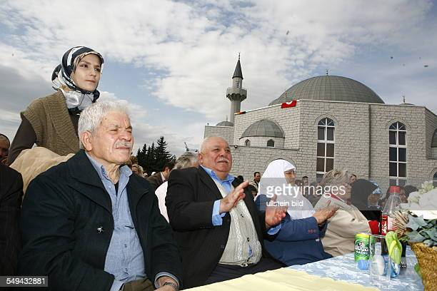 Selimiye mosque guests during the festivitys