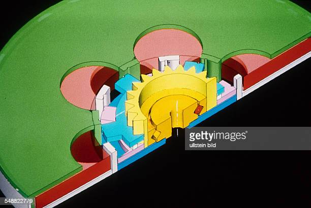 Institute for Micro Technology cross section graphic of a planetary gears