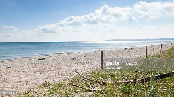 Germany, Mecklenburg-Western Pomerania, Beach on Rugen Island