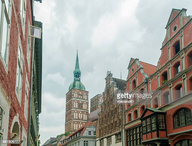 Germany, Mecklenburg-Western Pomerania, Stralsund, St. Nicolas church