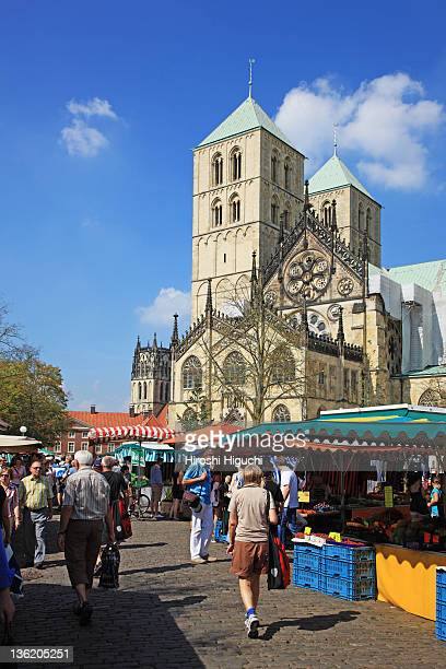 germany, münster - ミュンスター市 ストックフォトと画像