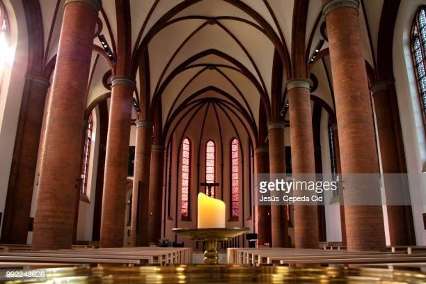 Germany modern church