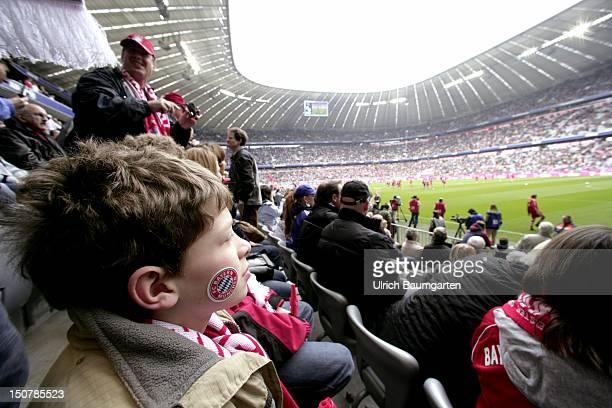 Germany Munich Allianz Arena Munich