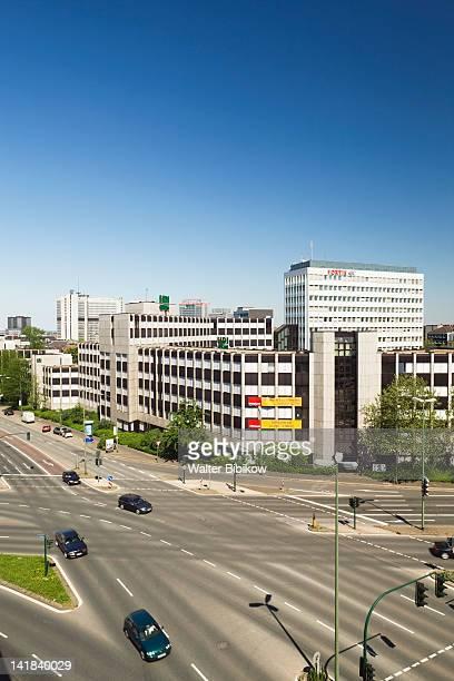 germany, nordrhein-westfalen, ruhr basin, dortmund, city centre - dortmund city stock pictures, royalty-free photos & images