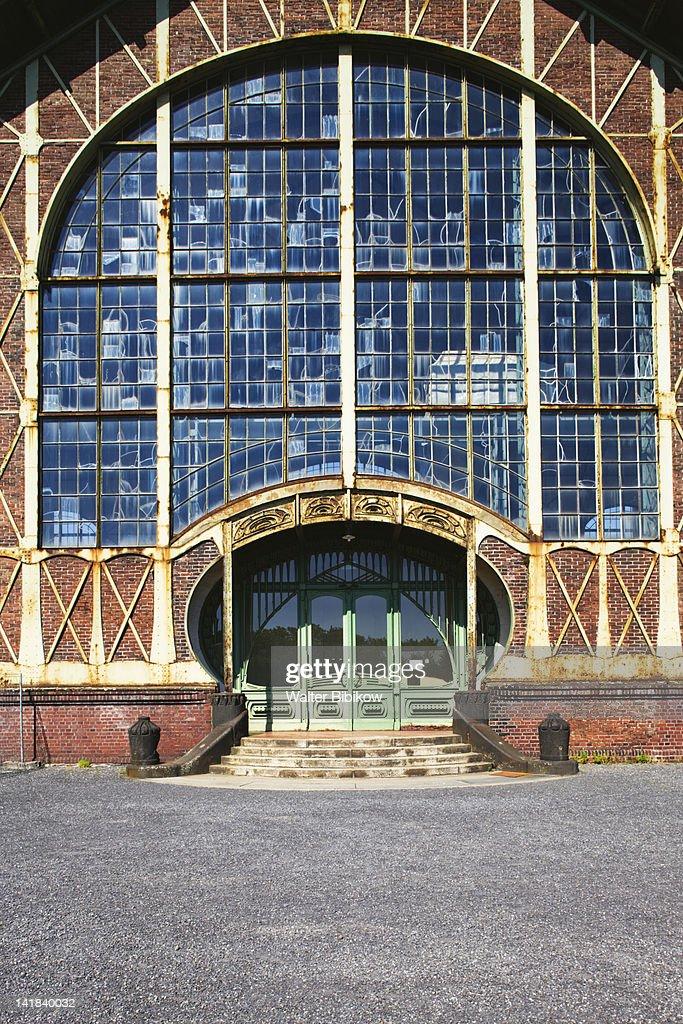 Germany, Nordrhein-Westfalen, Ruhr Basin, Dortmund, LWL Industrial Museum, Zollern Colliery : Stockfoto