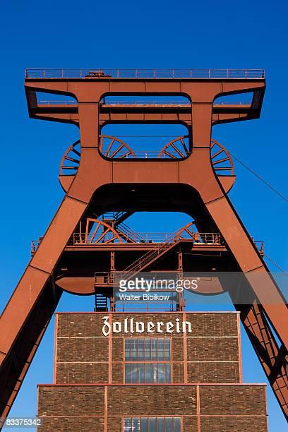 Germany, Nordrhein-Westfalen, Ruhr Basin, Essen, W