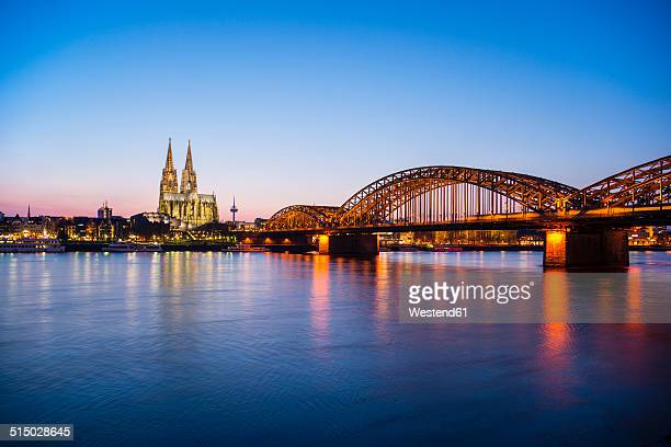 germany, north rhine-westphalia, cologne, - cologne cathedral stock photos and pictures