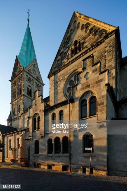 Germany North RhineWestphalia NRW Westphalia Ruhr area DHerten DHertenWesterholt Old Village Westerholt Alte Freiheit Westerholt Saint Martinus...